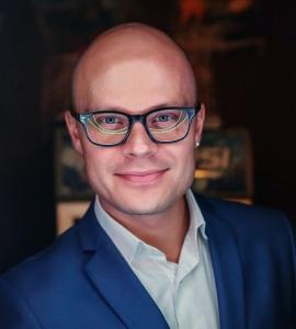 Никита Савиных - Программный директор